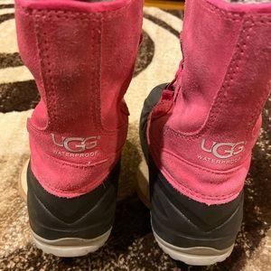 Girls Waterproof Ugg Boots